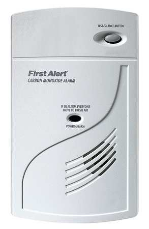 First Alert Carbon Monoxide Alarm