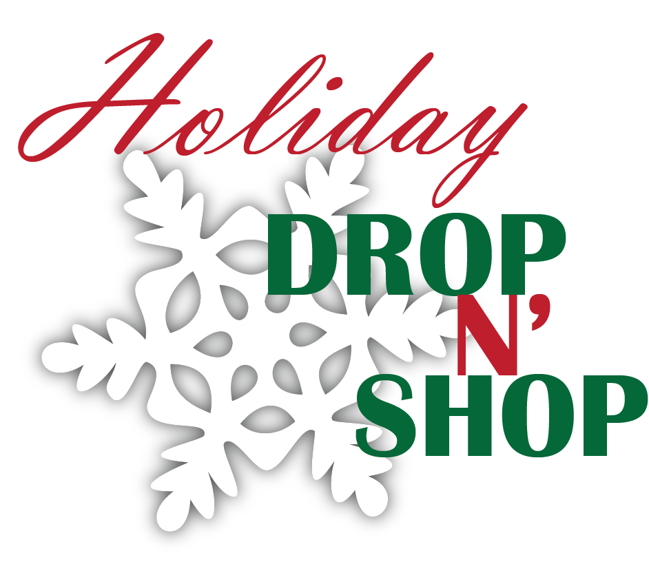Drop & Shop Logo