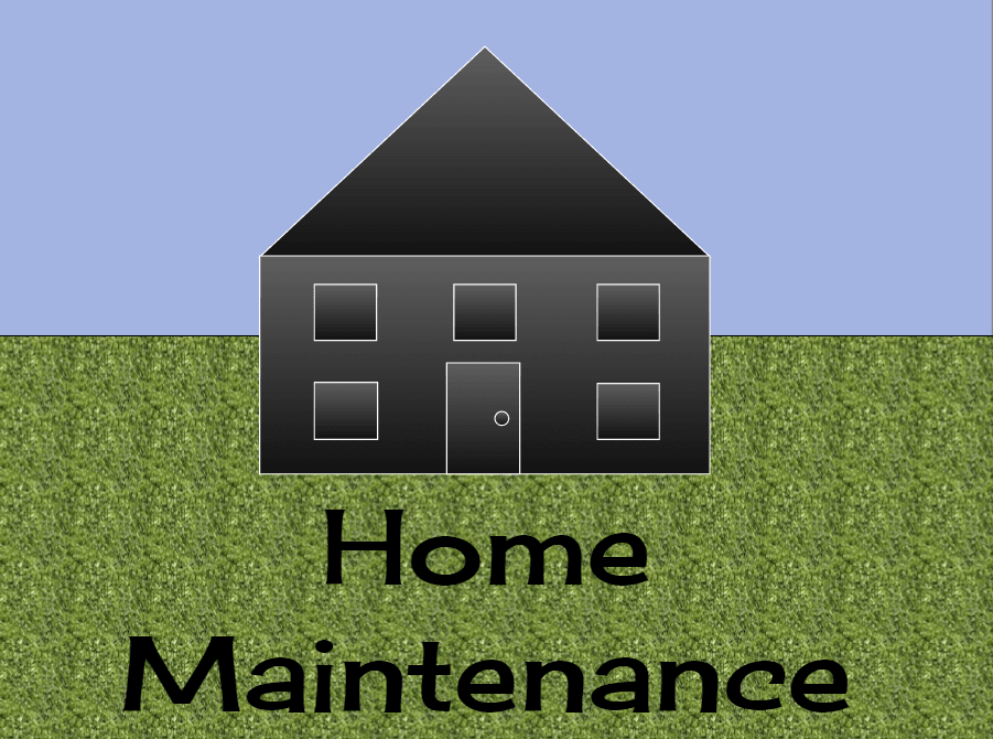 home maintenance 1