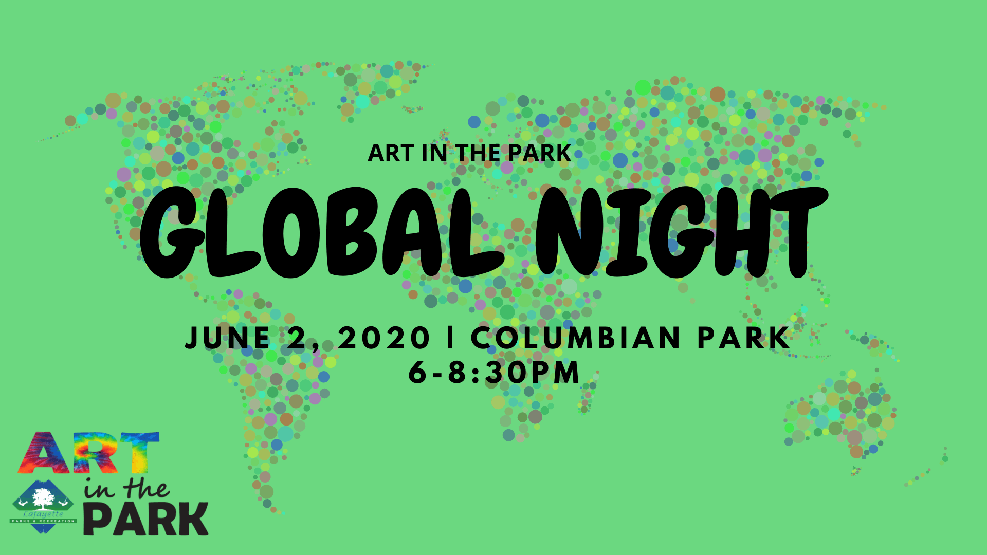Art in the Park Global Night