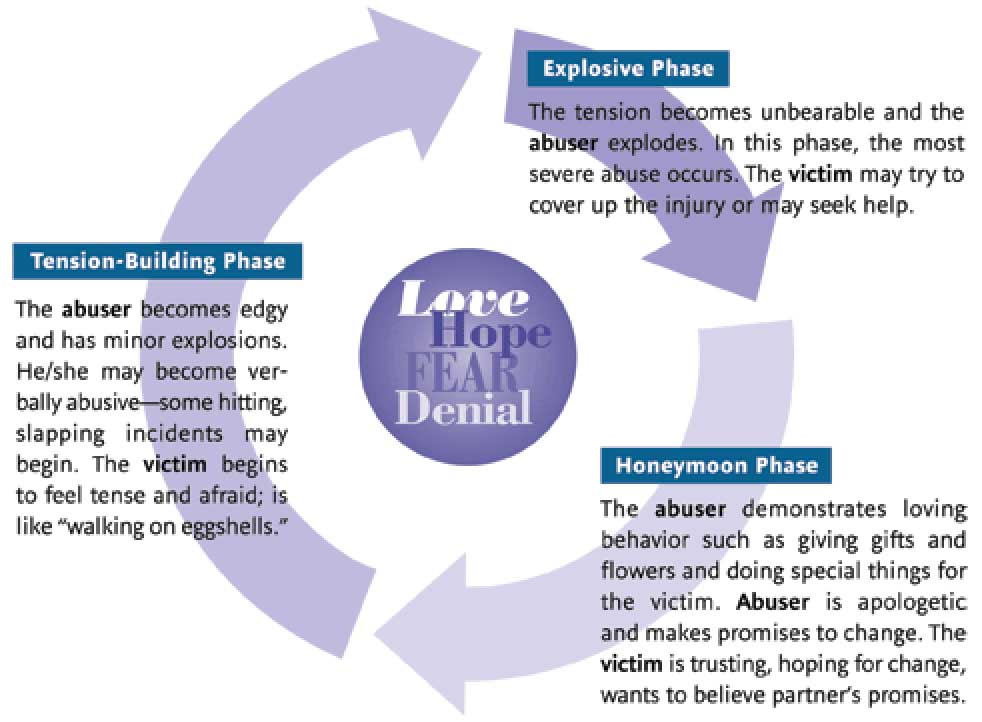 Domestic Violence Cycle