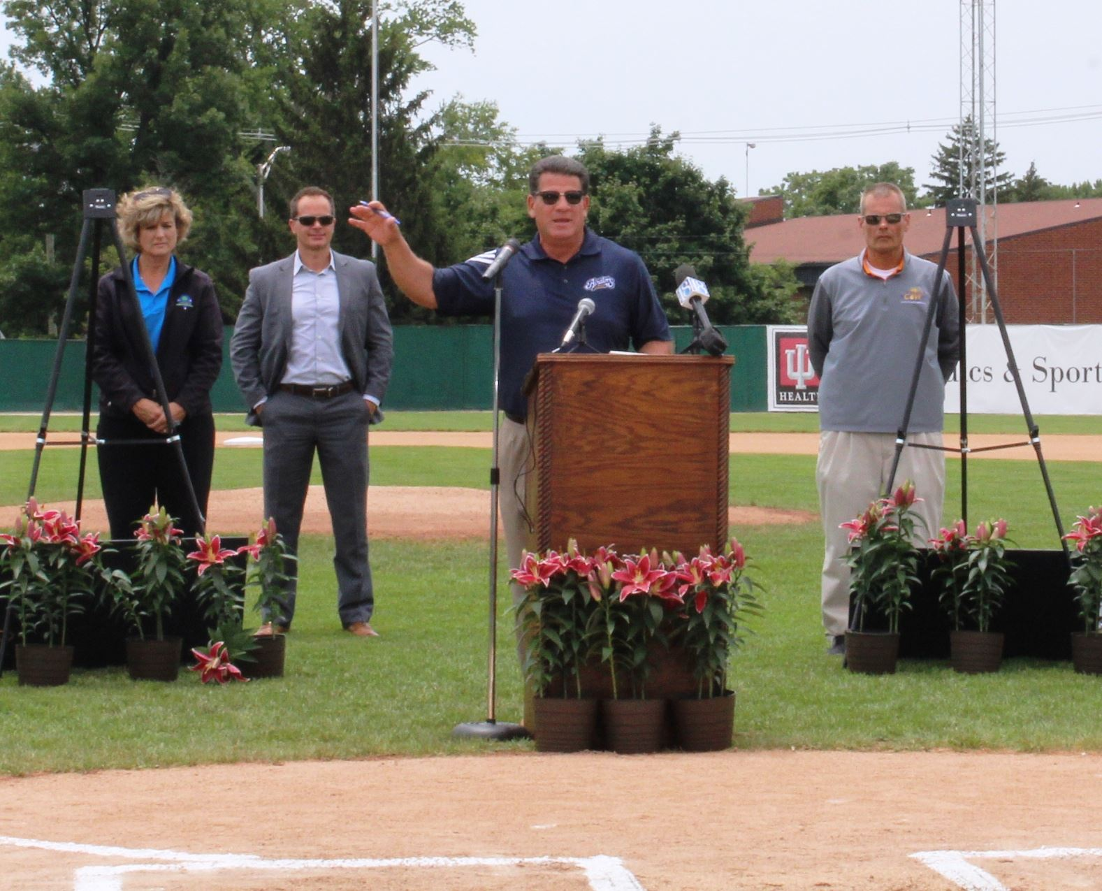 Loeb Stadium Announcement