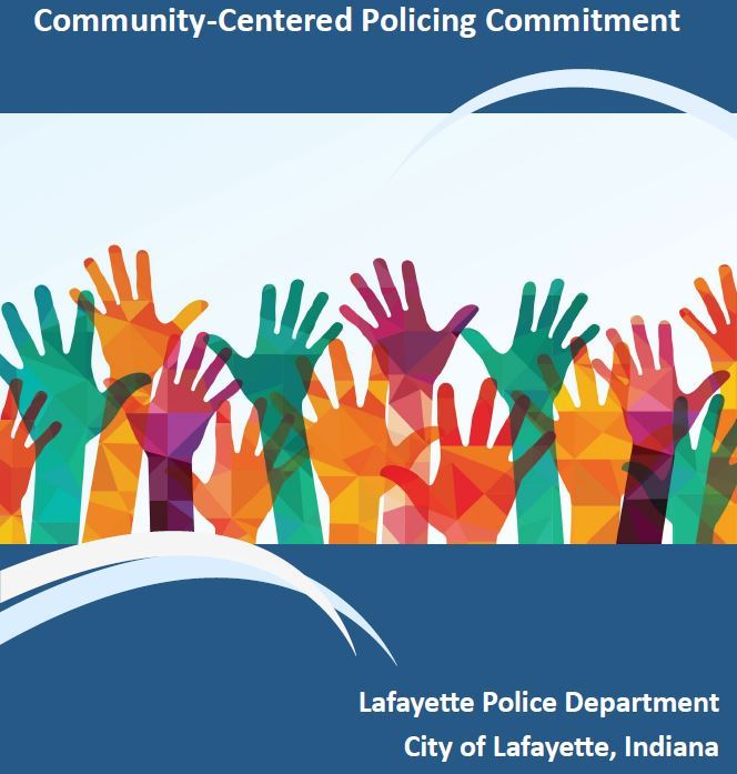 Community-Centered Policing Commitment Opens in new window