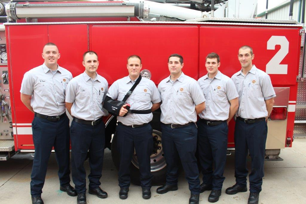 2016 LFD Recruits
